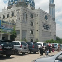 Photo taken at Andalusia Islamic Center by Siska M. on 3/31/2014