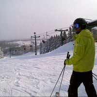Photo taken at Afton Alps by Jacqueline F. on 12/28/2012
