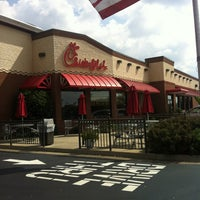 Photo taken at Chick-fil-A Pelham Road by Stephen on 9/20/2013