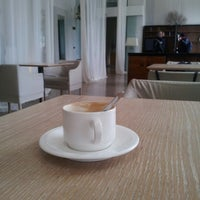 Photo taken at Cosmo Hotel Palace by Cinzia P. on 2/9/2013