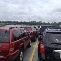 Photo taken at Southport Ferry Terminal by Allison H. on 6/21/2014
