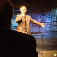Photo taken at Theatre 80 by Bill B. on 12/8/2012