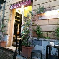 Photo taken at Osteria Bernardo by Nicola A. on 7/10/2016