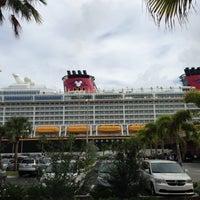 Photo taken at Disney Dream by Hank Y. on 10/7/2012