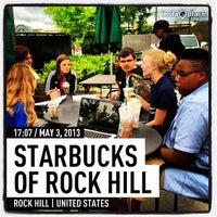 Photo taken at Starbucks by Aaron W. on 5/3/2013