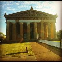 Photo taken at The Parthenon by Dante' J. on 11/1/2012