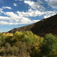 Photo taken at Golden, CO by Matt D. on 10/3/2012