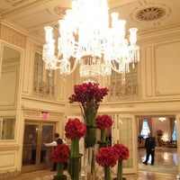 Photo taken at The Plaza Hotel by Jehangir I. on 9/26/2012