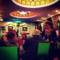 Photo taken at Crescent Moon Uygur Restaurant by Emily J. on 12/30/2012