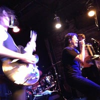 Photo taken at The Bowery Electric by Adam A. on 12/23/2012
