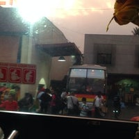 Photo taken at Victory Liner (Kamias Terminal) by Ram c. on 4/22/2014