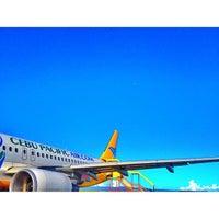Photo taken at Daniel Z. Romualdez Airport by Karl M. on 5/22/2013