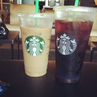 Photo taken at Starbucks by Kaley D. on 7/10/2013