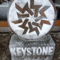 Photo taken at Keystone Resort by Jared P. on 12/27/2012