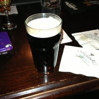 Photo taken at The Wheeltapper Pub by John F. on 3/15/2013
