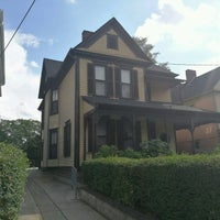 Photo taken at Martin Luther King Jr. Birth Home by Andy C. on 9/12/2016