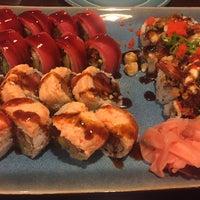 Photo taken at Miyako Sushi Bar & Hibachi Grill by Andrea on 7/8/2016