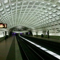 Photo taken at Smithsonian Metro Station by Emaun K. on 10/22/2012