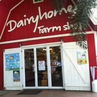 Photo taken at Dairy Home by llMaewll . on 11/1/2012