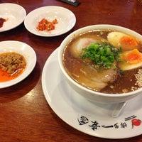 Photo taken at Hakata Ikkousha by Albert J. on 1/24/2013