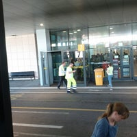 Photo taken at Gate 7 by Riccardo D. on 5/13/2013