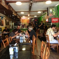 Photo taken at Charm City Burger Company by Nick H. on 10/14/2012