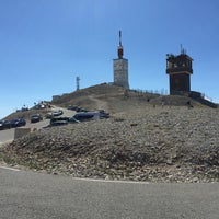 Photo taken at Mont Ventoux by Alain G. on 8/25/2015