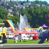 Photo taken at Seattle Center by Richard F. on 6/30/2013