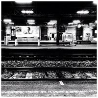 Photo taken at Gare de Renens by Chris R. on 11/26/2012