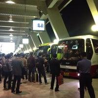 Photo taken at Seoul Express Bus Terminal by Julian B. on 9/28/2012