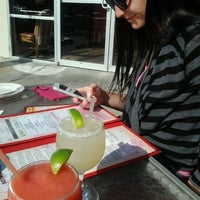 Photo taken at Santa Rita Tex Mex Cantina by Candra C. on 2/22/2013