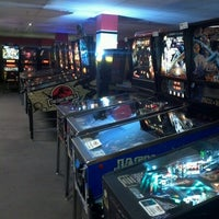 Photo taken at Pinballz Arcade by Blaine D. on 12/22/2012
