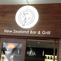 Photo taken at MOA New Zealand Bar & Grill by Gerard T. on 5/5/2013