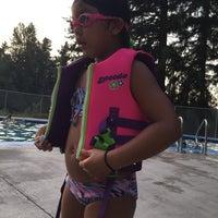 Photo taken at Sunwood Lakes Pool by Kelsey W. on 8/14/2015