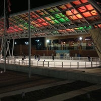 Photo taken at Silver Spring Ice Rink at Veterans Plaza by Jeremy P. on 12/13/2012