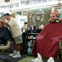 Photo taken at Bob's Canyon Country Barber Shop by Glenn L. on 7/3/2015