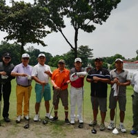 Photo taken at Camp Aguinaldo Golf Club by Bert A. on 7/30/2016