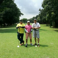 Photo taken at Camp Aguinaldo Golf Club by Bert A. on 8/6/2016