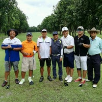 Photo taken at Camp Aguinaldo Golf Club by Bert A. on 8/27/2016