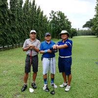 Photo taken at Camp Aguinaldo Golf Club by Bert A. on 7/7/2016