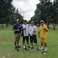 Photo taken at Camp Aguinaldo Golf Club by Bert A. on 8/11/2016