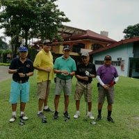 Photo taken at Camp Aguinaldo Golf Club by Bert A. on 9/25/2016