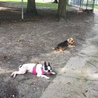 Photo taken at West Dog Park by Maggie M. on 9/29/2015