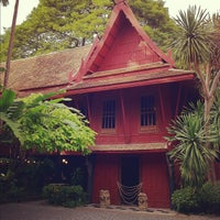 Photo taken at The Jim Thompson House by Edmond L. on 10/22/2012