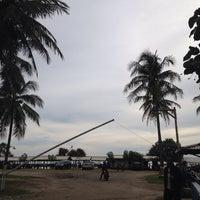 Photo taken at Pantai Sambolo by Tasha on 6/26/2014