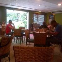 Photo taken at Limone Restaurante e Café by VB on 5/22/2013