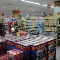 Photo taken at Supermercados Nazaré by Marcos P. on 8/18/2013