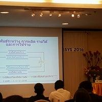 Photo taken at Princeton Bangkok by Norases C. on 8/27/2016