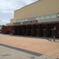 Photo taken at Peabody Auditorium by Robert S. on 5/31/2014