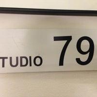 Photo taken at Pineapple Dance Studios by Daria V. on 11/15/2012
